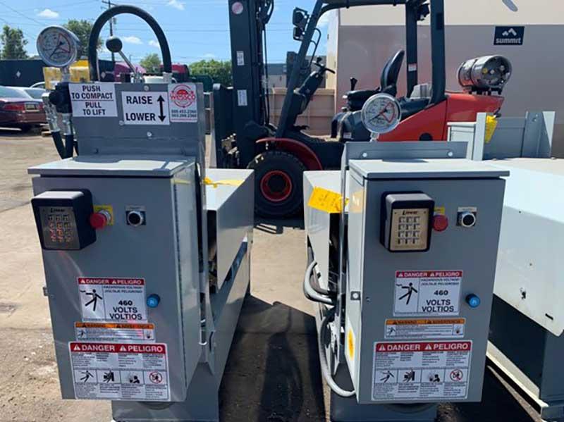 Hydraulic Oil Change
