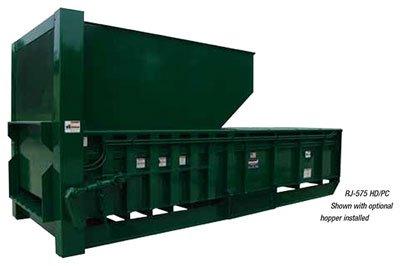 RJ-575HD Precrusher Compactor