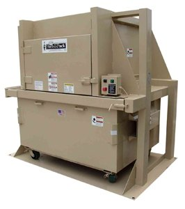 Vert-I-Pack Vertical Compactor