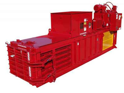 Closed-End Horizontal Balers