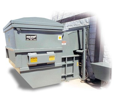 Pak'ntainer Compactor