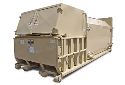 DRC II SELF CONTAINED COMPACTOR