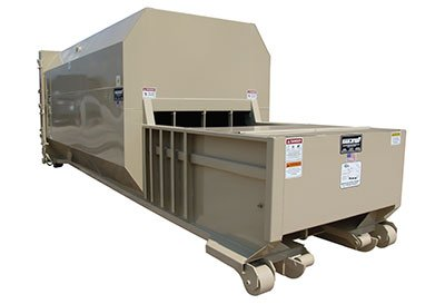 RJ-100SC SELF CONTAINED COMPACTOR