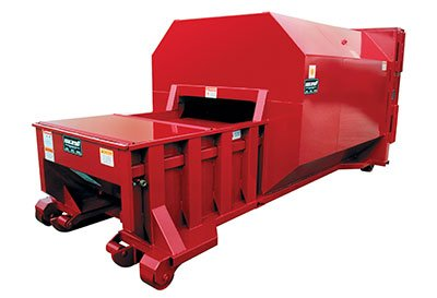 RJ-88SC SELF CONTAINED COMPACTOR