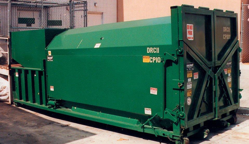 DRC II Compactor