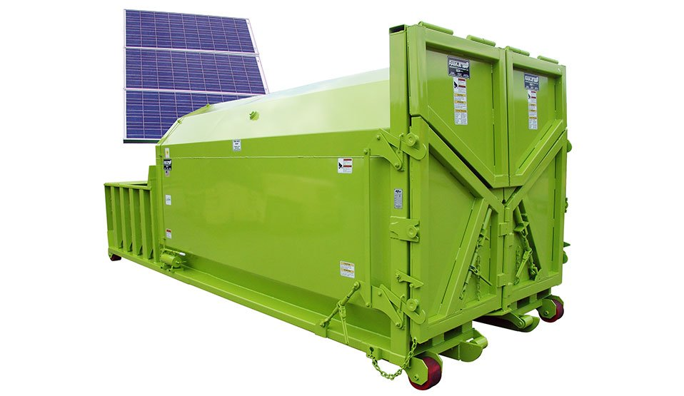 DRC II Compactor Green Built