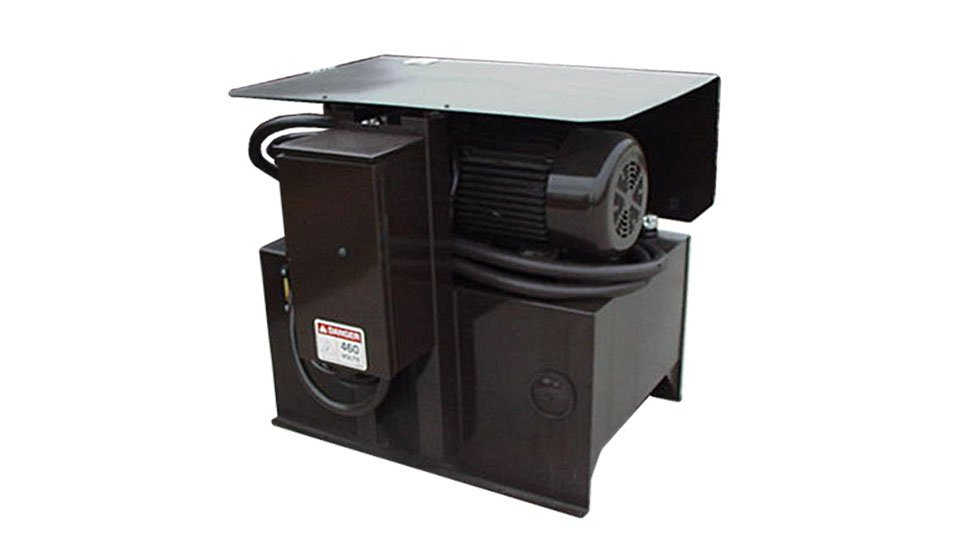 RJ-575HD Compactor