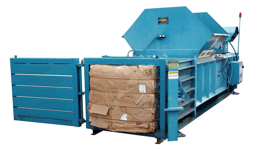 STEALTH® Horizontal Baler
