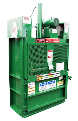 420HD Vertical Baler
