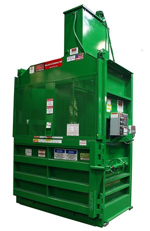 7200HD-8 Vertical Baler