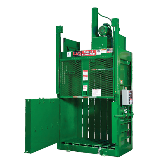 3400HD Vertical Baler