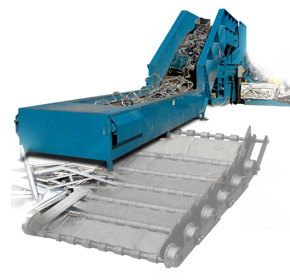 EZ-trax conveyor systems
