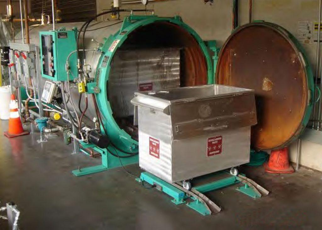 Medical Waste Sterilizer