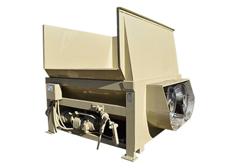 Stationary Auger Compactors